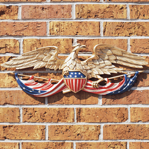 Whitehall Products Wall Eagle